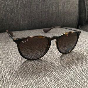 Ray-Ban Erika Sunglasses - Polarized